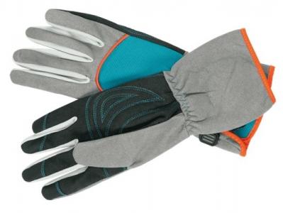 Перчатки для ухода за кустарниками, размер 7 Gardena 00216-20.000.00 - фото