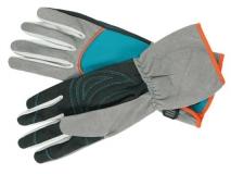 Перчатки для ухода за кустарниками, размер 9 - фото