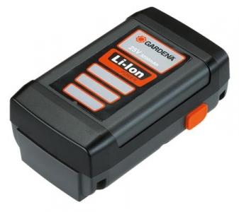 Сменный литиево-ионный аккумулятор, 25 В (8838) Gardena 08838-20.000.00 - фото
